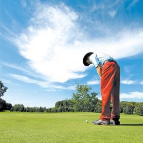 Golf Thalasso initiation et Perfectionnement aux Terrasses d'Atlanthal***